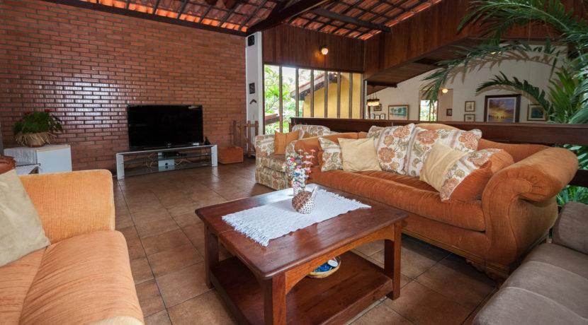 Linda casa rústica a venda Encontro das Aguas-14