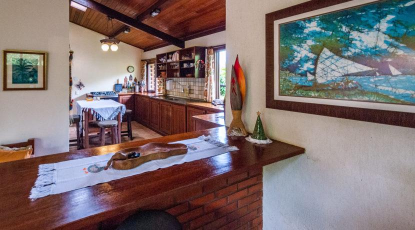 Linda casa rústica a venda Encontro das Aguas-19