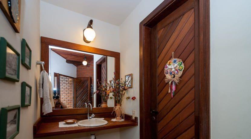 Linda casa rústica a venda Encontro das Aguas-2