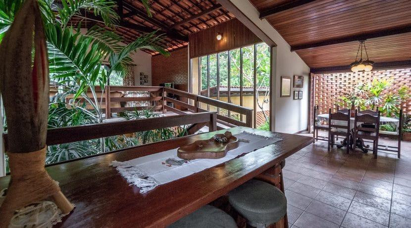 Linda casa rústica a venda Encontro das Aguas-21