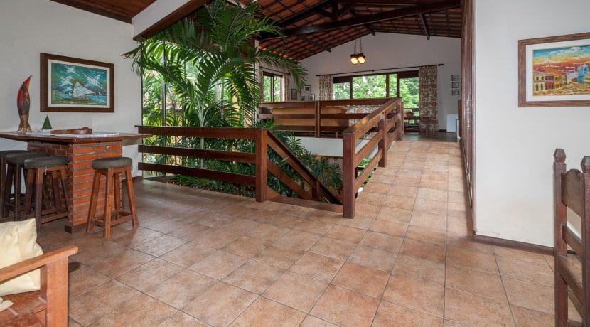 Linda casa rústica a venda Encontro das Aguas-4