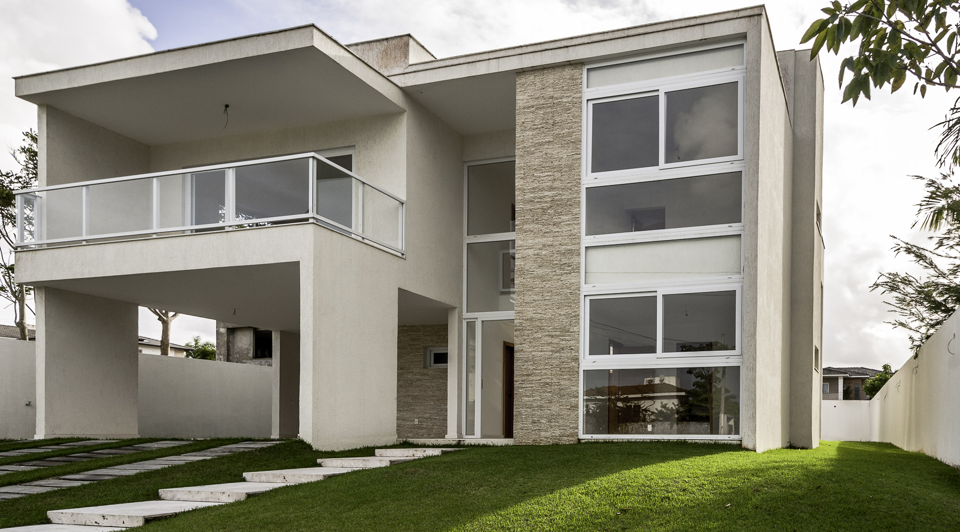 43c2ef175 Nova casa com piscina a venda Alphaville Litoral Norte