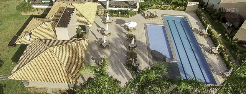 Excellent house near beaches in Jauá 4K Drone video