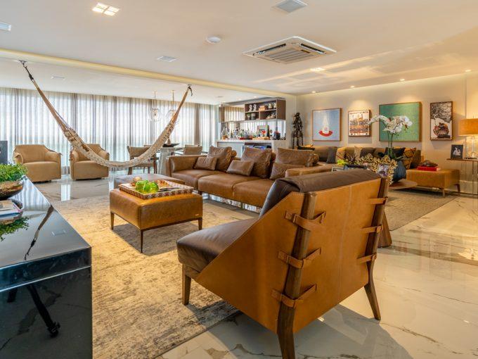 Spektakuläre und luxuriöse Wohnung zum Verkauf in Le Parc