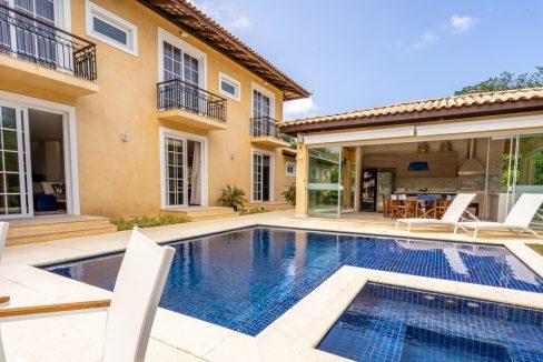 Casa de alto padrão a venda Quinta da Lagoa Itacimirim