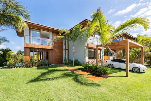 Casa de alto luxo a venda em Praia do Forte - Bahia